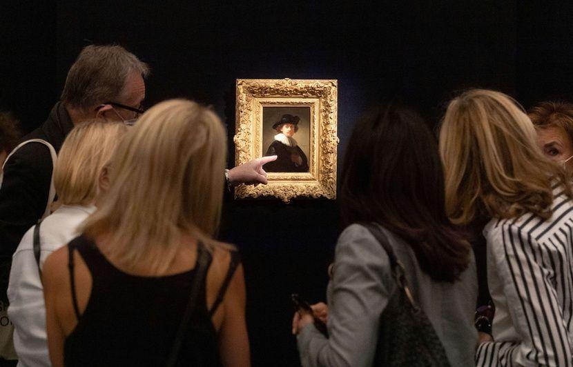 Rembrandt Un Faux Tableau Pourrait Finalement Etre Authentifie Comme Etant Vrai
