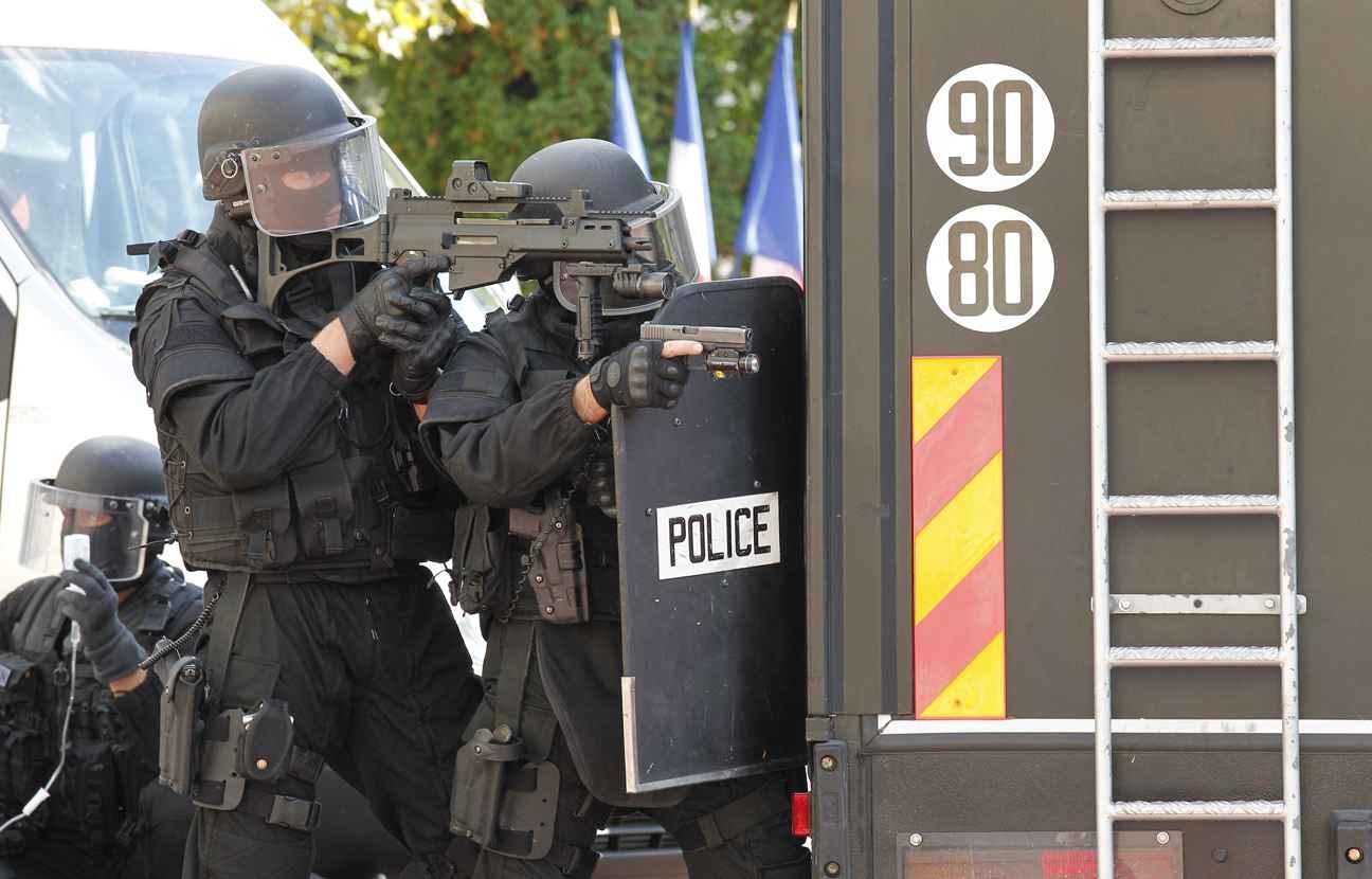 Var un gendarme tu par une forcen lors d 39 une for Gendarmerie interieur gouv fr gign