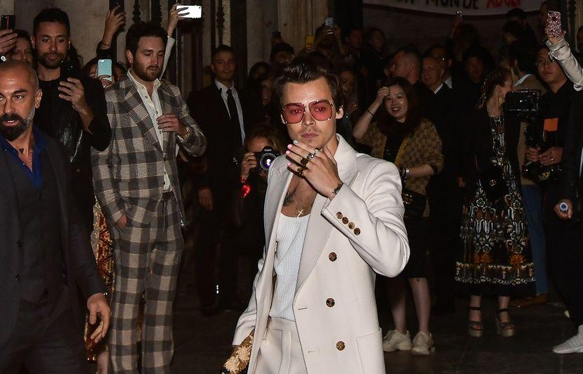 VIDEO. Harry Styles négocie le rôle du prince dans «La petite sirène»