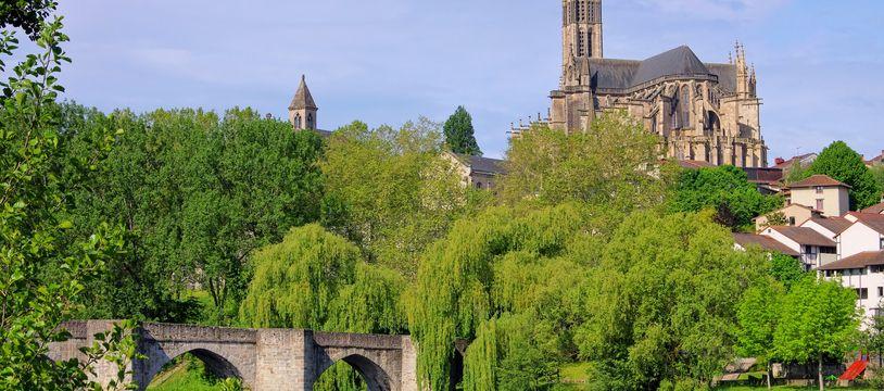 La nature est omniprésente à Limoges