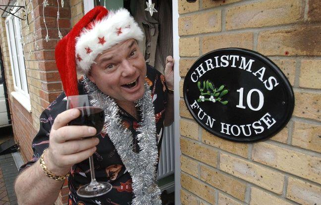 Andy Parks aime beaucoup Noël