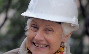 Antoinette Pflimlin. Le 09 novembre 2009.