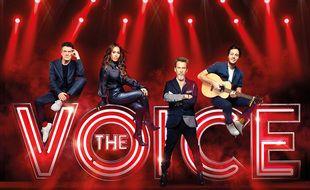Marc Lavoine, Amel Bent, Florent Pagny et Vianney sont les coachs de la saison 10 de The Voice..