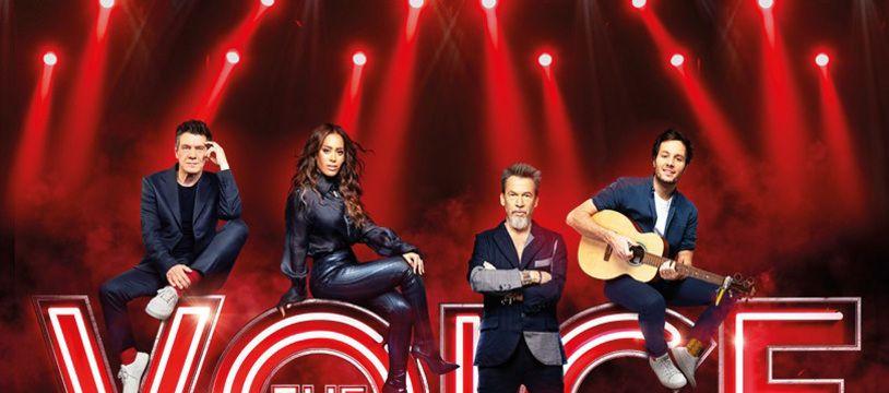 Marc Lavoine, Amel Bent, Florent Pagny et Vianney sont les coachs de la saison 10 de The Voice.