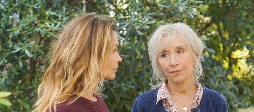 Barbara Schulz et Marie-Anne Chazel dans «Le Mystère du Lac» sur TF1