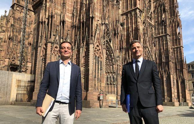 Municipales 2020 à Strasbourg: Que penser de l'alliance LREM et LR?