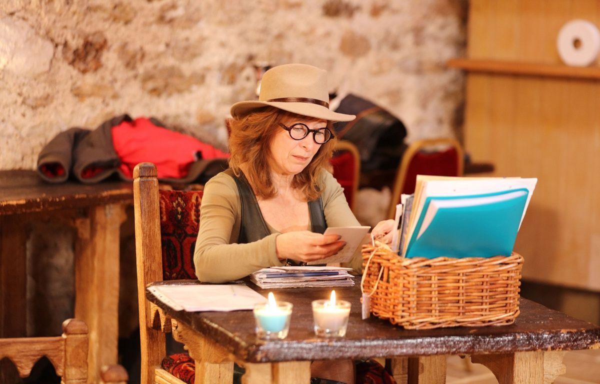 Monique, l'une des agricultrices de la saison 11 de «L'Amour est dans le pré» – Aurelien FAIDY/M6