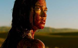 Matilda Lutz, héroïne de «Revenge», regarde l'horizon du cinéma de genre made in France