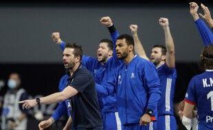 Guillaume Gille et les Bleus affronteront la Hongrie en quart de finale mercredi.