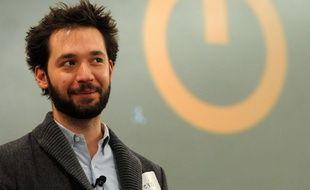 Le cofondateur de Reddit, Alexis Ohanian, en 2013.