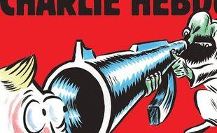 Une du numéro spécial de «Charlie Hebdo», deux ans après les attentats