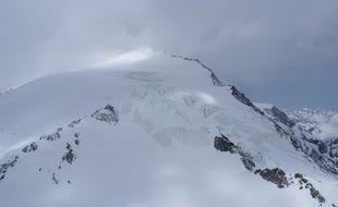 Huit skieurs ont trouvé la mort sur le sommet de la Pigne d'Arolla le 30 avril 2018, dans les Alpes suisses