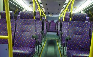 Un homme a été retrouvé ivre mort à l'intérieur d'un bus au Haver (illustration).