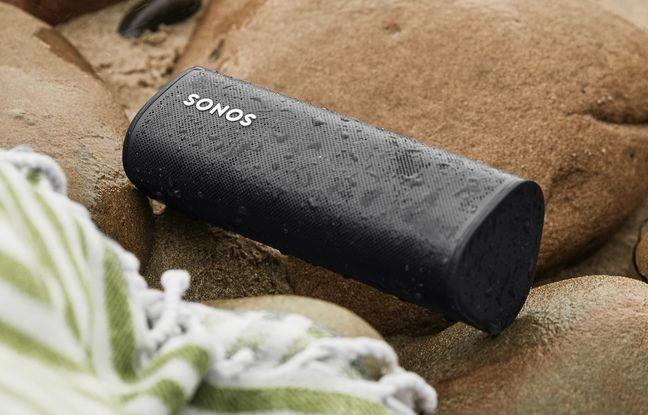 Σύμφωνα με το πρότυπο IP67, το περίβλημα Roam είναι ανθεκτικό στη σκόνη και το νερό.