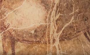 La peinture rupestre a été découverte à Bornéo.