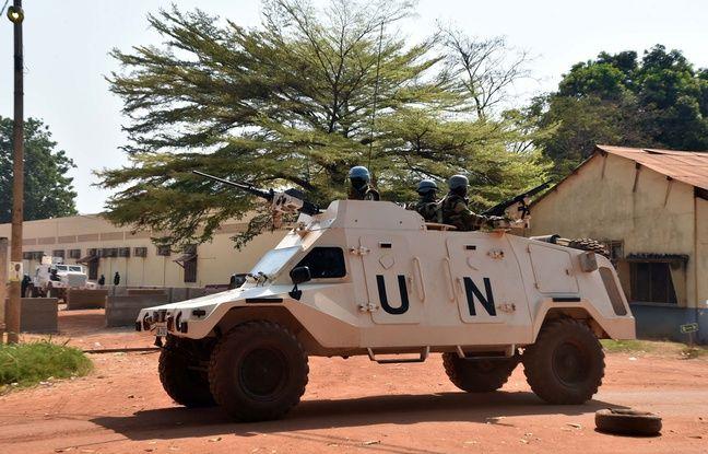 nouvel ordre mondial   Mali: Trois Casques bleus tués et deux blessés par l'explosion d'une mine dans le Nord