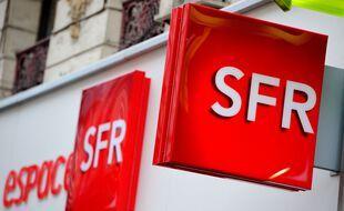 Une boutique SFR à Lille (image d'illustration).