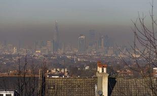 Le Royaume Uni est le deuxième pays le plus pollué d'Europe en terme de morts annuelles dues à la pollution.