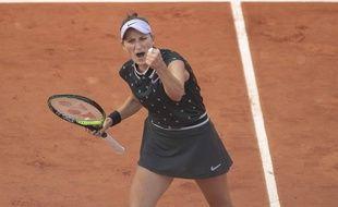 Marketa Vondrousova va jouer sa première finale de Grand Chelem à seulement 19 ans.