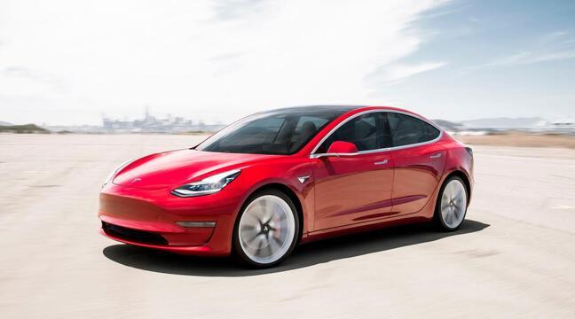 Un pas en arrière pour Tesla