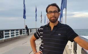 David Bellet-Brissaud a disparu à Port Elizabeth, Afrique du Sud.