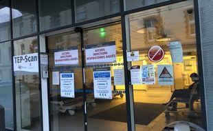 A Rennes, le personnel des urgences du CHU Pontchaillou dénonce la montée de la violence de  la part des patients.