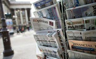 Les quotidiens nationaux français ne paraîtront pas jeudi, journée de mobilisation prévue contre le projet de loi travail