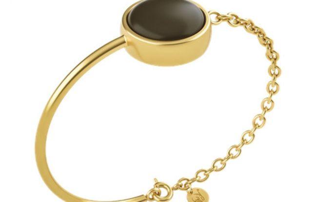 MyEli, un bracelet en laiton disponible fin 2021 à partir de 85 euros.