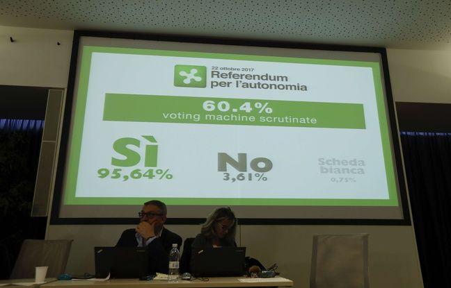 Italie: Les autonomistes l'emportent largement au référendum en Vénétie et en Lombardie Nouvel Ordre Mondial, Nouvel Ordre Mondial Actualit�, Nouvel Ordre Mondial illuminati