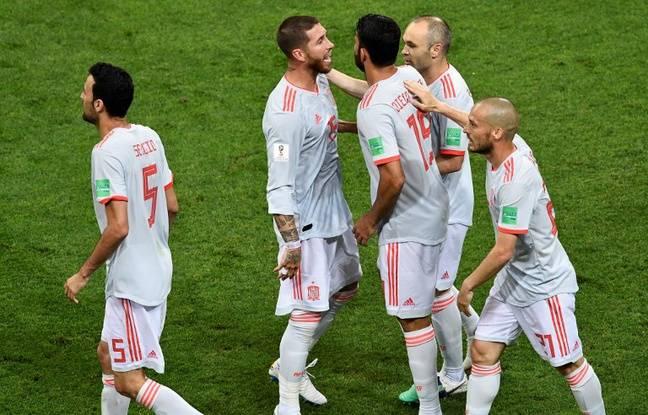 Coupe du monde EN DIRECT. L'Espagne vers une première victoire? L'Uruguay va-t-elle confirmer? Suivez la journée de mercredi avec nous...