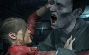 Vingt ans après «Resident Evil 2», Claire Redfield se retrouve à nouveau face aux zombies dans un remake du même nom