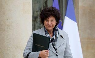 La ministre de l'Enseignement supérieur et de la Recherche Frédérique Vidal.