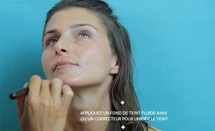Pour un entretien, optez pour un maquillage discret.