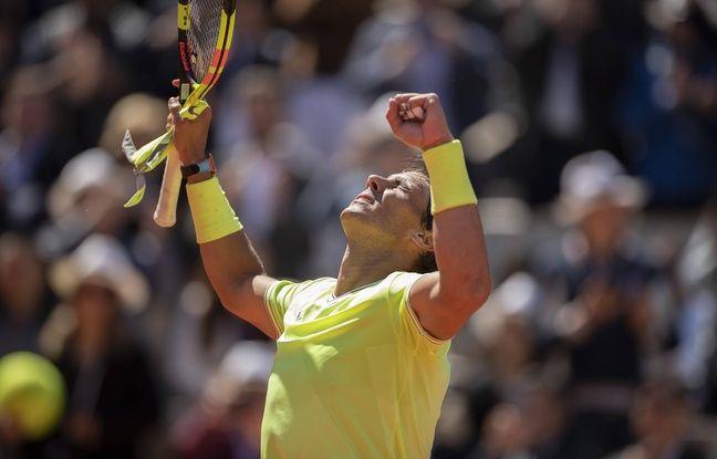 Roland-Garros: «Il n'y a pas deux Federer dans le monde, heureusement», plaisante Rafael Nadal