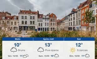 Météo Lille: Prévisions du jeudi 13 mai 2021