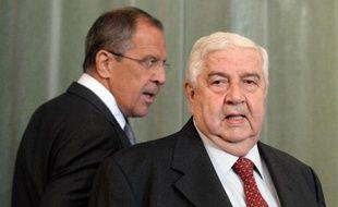 """Des frappes en Syrie provoqueraient une """"explosion de terrorisme"""" dans toute la région, a averti lundi le ministre russe des Affaires étrangères Sergueï Lavrov, affirmant que le régime syrien était toujours prêt à participer à des négociations de paix."""
