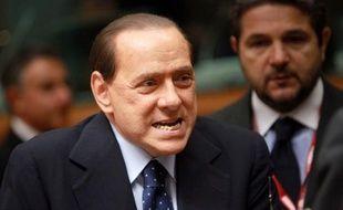 Silvio Berlusconi le 19 juin 2009