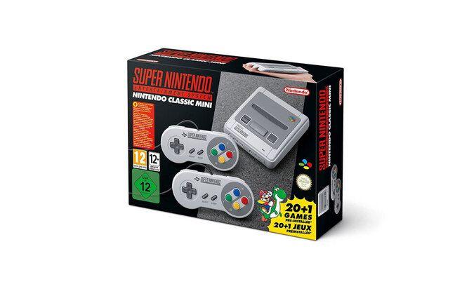 Mini Super Nintendo