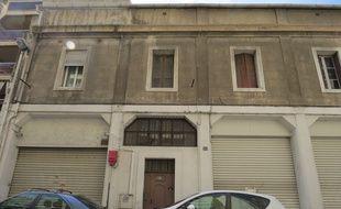 La fondation Abbé Pierre veut créer une unité d'accueil au 149, rue de Crimée à Marseille.