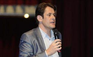 François Kalfon,conseiller régional d'Île-de-France et délégué général aux études d'opinion.
