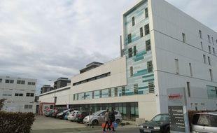 L'extension de la clinique Jules-Verne à Nantes