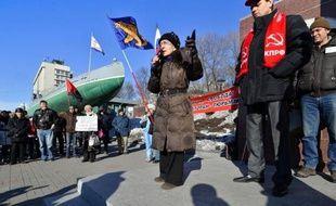 Des dizaines de milliers de personnes s'apprêtaient samedi à participer aux manifestations d'une ampleur inédite que l'opposition russe organise à Moscou et en province pour contester le résultat des législatives du 4 décembre remportées par le parti de Vladimir Poutine.