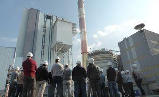 La centrale EDF de Cordemais propose régulièrement des visites au public