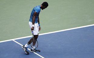 Tête basse, Gaël Monfils est éliminé en quatre sets par Novak Djokovic en demi-finale de l'US Open