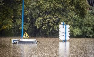 La Côte d'Azur a déjà essuyé deux déluges, il y a moins d'un mois