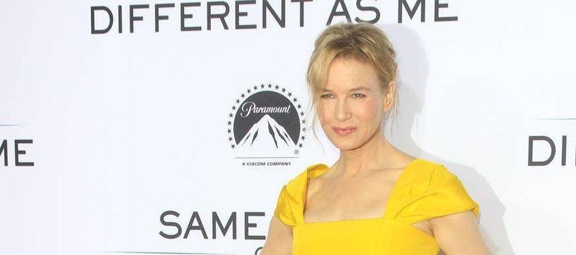 L'actrice Renee Zellweger