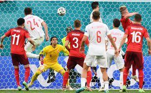Yann Sommer dans les buts suisses