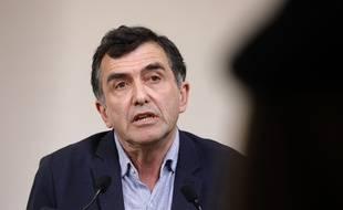 L'épidémiologiste membre du Conseil scientifique, Arnaud Fontanet.