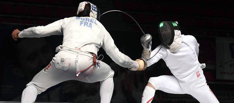 Yannick Borel constitue une grande chance de médaille pour la France à l'épée aux JO de Tokyo.