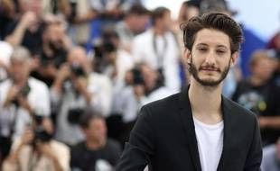 Actor Pierre Niney poses for photographers during a photo call for the film Inside Out, at the 68th international film festival, Cannes, southern France, Monday, May 18, 2015. (AP Photo/Thibault Camus)/XCAN136/138656713268/1505181437